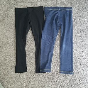 Multiples Bottoms - Girls size 7 pants - lot with 4 pairs!